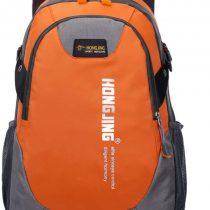 30239 Men's Rucksack Leisure School 25 litres, Orange (Orange) – 230120-2
