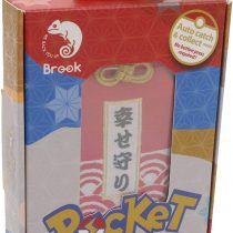 Brook Pocket Amulet Auto Catch and Collect for Pokemon Go Plus Red