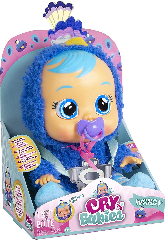 Cry Babies Wandy Imc Toys Toptoy