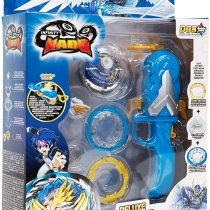Auldey- Infinity Spinner Nado V Non-Stop Battle Deluxe – Ares Wings – EU634401
