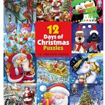 12 Days of Christmas Puzzles – (12) 100Piece