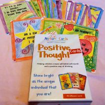 Cards Positive Thought