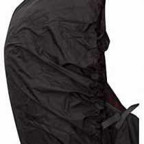 LOWLAND OUTDOOR Backpack Rain Cover 80 Litres Black
