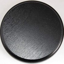 Jehn Unisex – Adult Wedge Board, Black, One Size