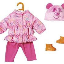 BABY born 827352 Small Winter Outfit 36 cm Multi-Coloured