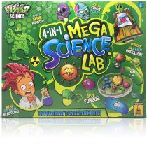 4 in 1 Mega Science Lab Set Kit for Kids (Disgustingly Fun Experiments)