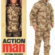 Action Man – ACTION SOLDIER – New Limited Edition Figure, Celebrating Three of the Most Popular Figures of all Time!!
