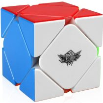 Coogam Cyclone Boys Stickerless Skewb Cube Magnetic Skewb Speed Cube Puzzle Irregular Magic Cube Twisty Toy