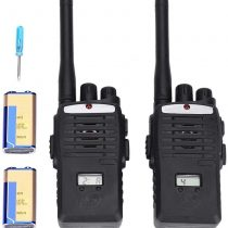 2pcs/set Walkie Talkie for Kids Toy 2-way Radio with Long Distance Range for Children Educational Gift
