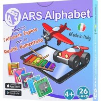ARSchooInnovation ARS Alphabet – Card with Augmented Reality