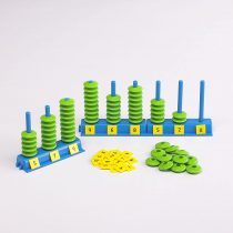 EDX Education 75110 Place Value Abacus Set