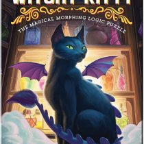 Brainwright WITCH_KIT Witchy Kitty The Magical Morphing Logic Brainteaser