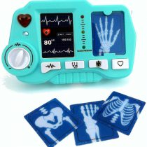 ⛑ Toy with Ideal for every Toy Doctor EKG–X-Ray with Realistic Feature ⛑