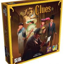 13 Clues Board Game