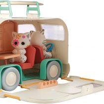 Fuzzikins E72788 Y Creative Toy Campervan Carry case