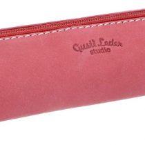 'Pencil Case Gusti Leder Studio Peter Pencil Grip Pencil Plain Office Vintage Pink 2S1/13
