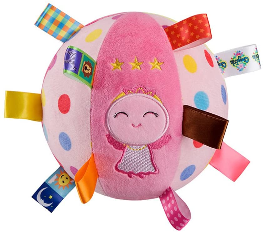 INCHANT Baby Soft Plush Sensory Toys Built-in Bell Gift ...