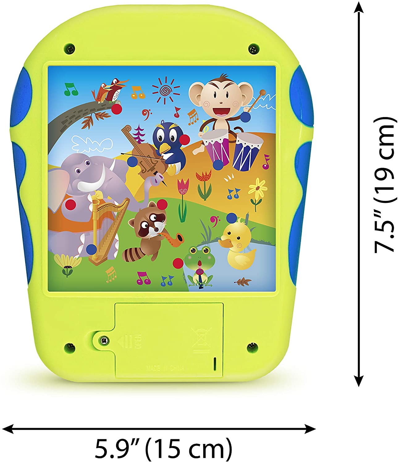 Boxiki kids Spanish Learning Tablet Educational Toy by ...