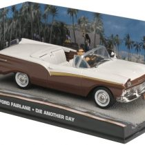 007 James Bond Car Collection #47 Ford Fairlane 500 Skyliner (Die another day)