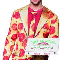 'Boland 84196Photo Realistic Pepperoni Pizza T-Shirt, XL