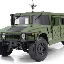 1:18 Military Armored Vehicle Alloy Diecast Model