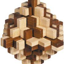 """'Fridolin IQ Test Puzzle Bamboo Iceberg """""""