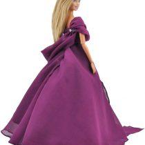 E-TING Handmade Clothes Evening Dress Princess Outfit for barbie fashionista doll (Purple)