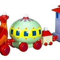 1 X In The Night Garden – Ninky Nonk Train Set by Golden Bear