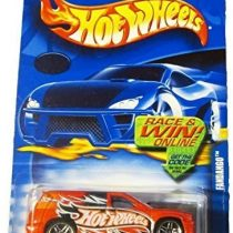 #2001 Fandango Blue Book Exclusive Red Collectible Collector Car Mattel Hot Wheels 1:64 Scale by Hot Wheels
