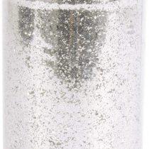 "EDUPLAY 240160 Glitter 500 G Silver"" Modeling & Punching, Multi Colour"