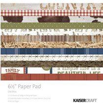 -Old Mac Paper Pad 6.5