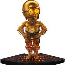 エッグアタック スター・ウォーズ エピソード5/帝国の逆襲 C-3PO 高さ約22センチ レジン製 塗装済み完成品フィギュア Egg Attack STAR WARS EPISODE V:THE EMPIRE STRIKES BACK C-3PO About 22 cm Resin Painted Figure