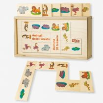 Dida – Forest Animals Dominoes (28 pcs)