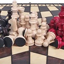 3 Three Players Chess Set – MEDIUM – RULES INCLUDED
