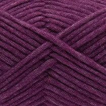 """100 G """"Wild Wild Wool"""" – Colour: Berry – Trend Yarn for All Cutting Rope – and Crochet Projects."""