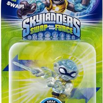 ACTIVISION Skylanders SWAP Force: Nitro Freeze Blade–Video Games, Toys and Figures (Blue, Grey, 6Years)