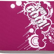 'Keep Cool' 50-Piece School Pencil Case Pink