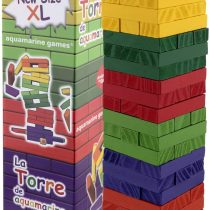 Aquamarine Games–The Tower of Colours XL, Game of Skill (compudid cpes03)