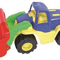 ADRIATIC A605 Tupiko Giant Bulldozer Box, Multi-Color, One Size