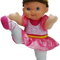Baby's First Twinkle Toes Doll – Sings Ballerina Song – Age 1+ – Machine Washable