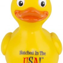 Animal World – Hatched in the USA – Sam the Rubber Duck