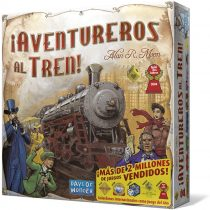 ¡Aventureros al Tren! Edge Entertainment–Adventurers The Train., North America (edgdw7201)