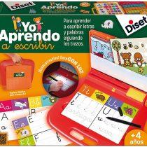 Diset 63746–I learn to write (Spanish)