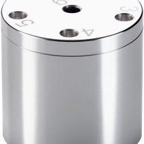 BestSaller Bestsaller3001 Aluminum Super Six Travel Game, Silver, Ø 5 cm