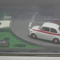 1:43rd Scale Fiat Nuova 500 Sport Diorama