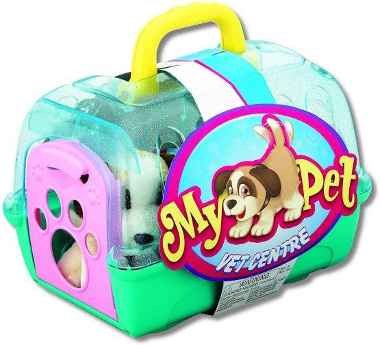 Gueydon Jouets Sas 800549 Toy Veterinary Kit
