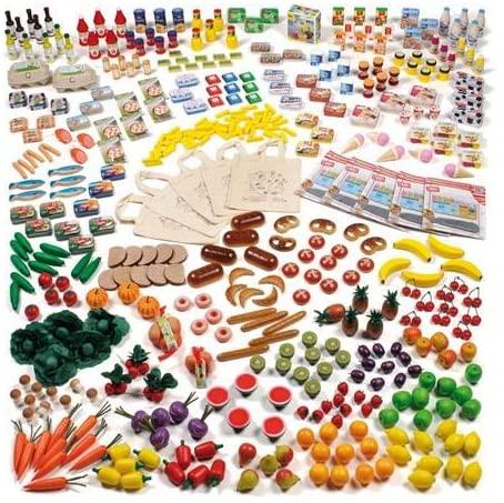 Erzi 28021 Shop Assortment Play Set, Large, Multicoloured
