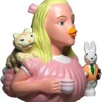 Alice in Wonderland Rubber Duck