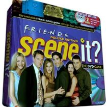 Friends Deluxe Scene It 2 dvd game