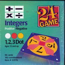 24 Game: Integers